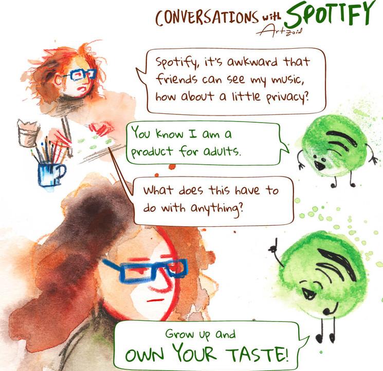 Own Your Taste