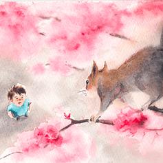 Squirrel Tale