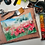 Thumbnail: Original Sketch - Anemone Field