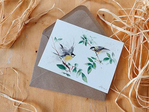 הדפס אביב (בודד) Spring Print (single)