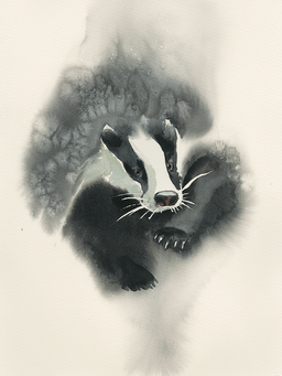 Common Badger