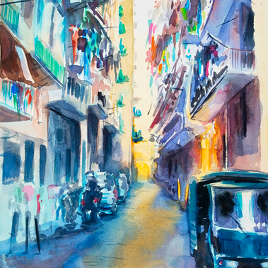 Napoli Streets