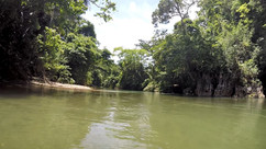 cave tube down river.JPG