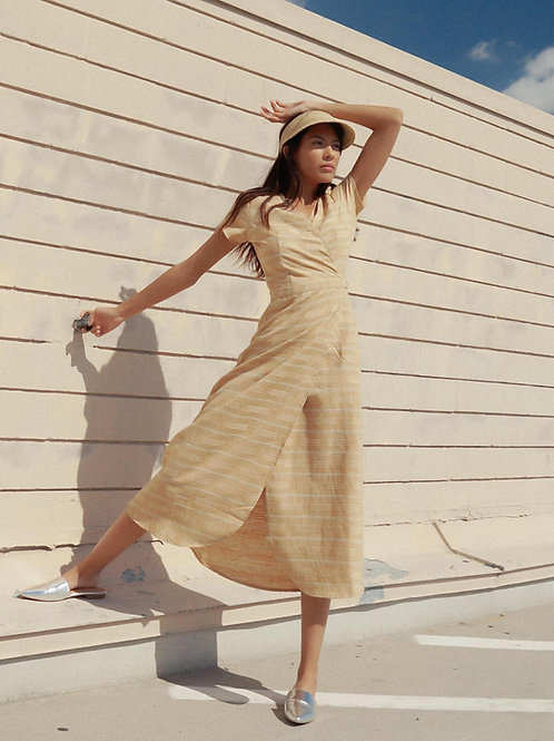 Sandy Dress in Sorbet