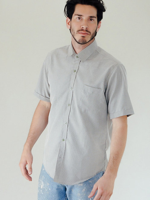 Bud Shirt in Ash