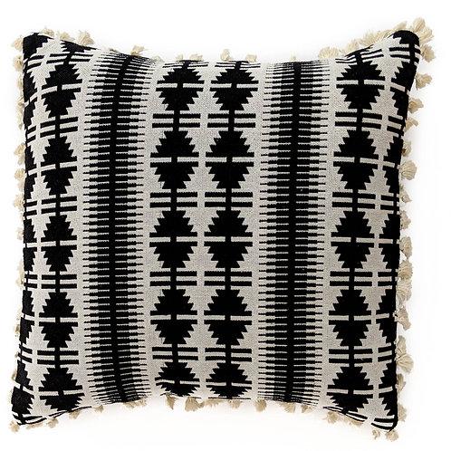 Aztec Tassel Cushion