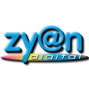 logotipo de ZYAN DIGITAL SL