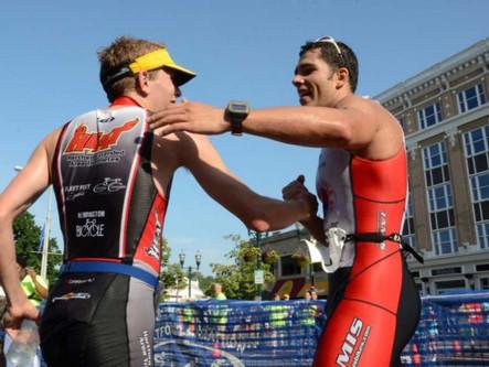 SEEN: Stamford KIC IT Triathlon