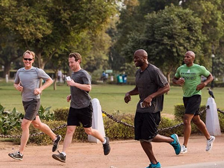 7 Running Tips to Join Mark Zuckerberg's Challenge