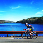This Triathlete Beat Colon Cancer - And Now He's Racing Across the Country