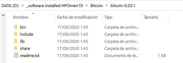 Unzipped_files_bitcoin_Qt_wallet_install