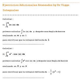 Ejercicios Adicionales Avanzados by Dr V