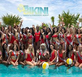 Miss Bikini Swim Pageant