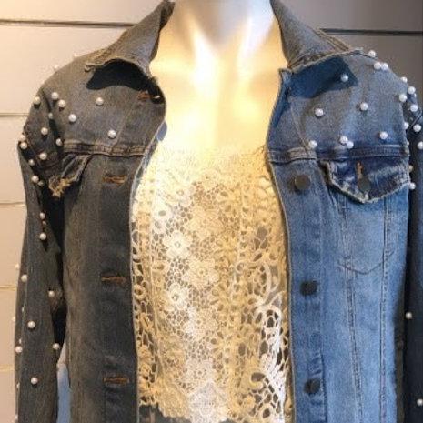 Pearl jacket