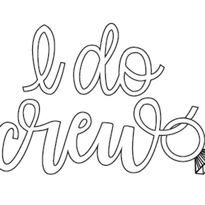 I Do Crew T-shirts