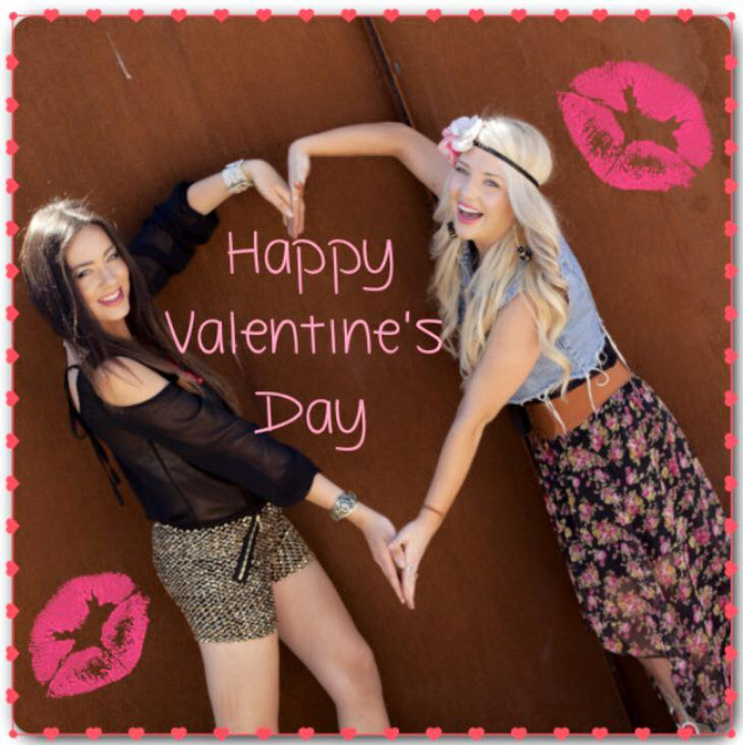 Let Us All LOVE Valentine's Day!