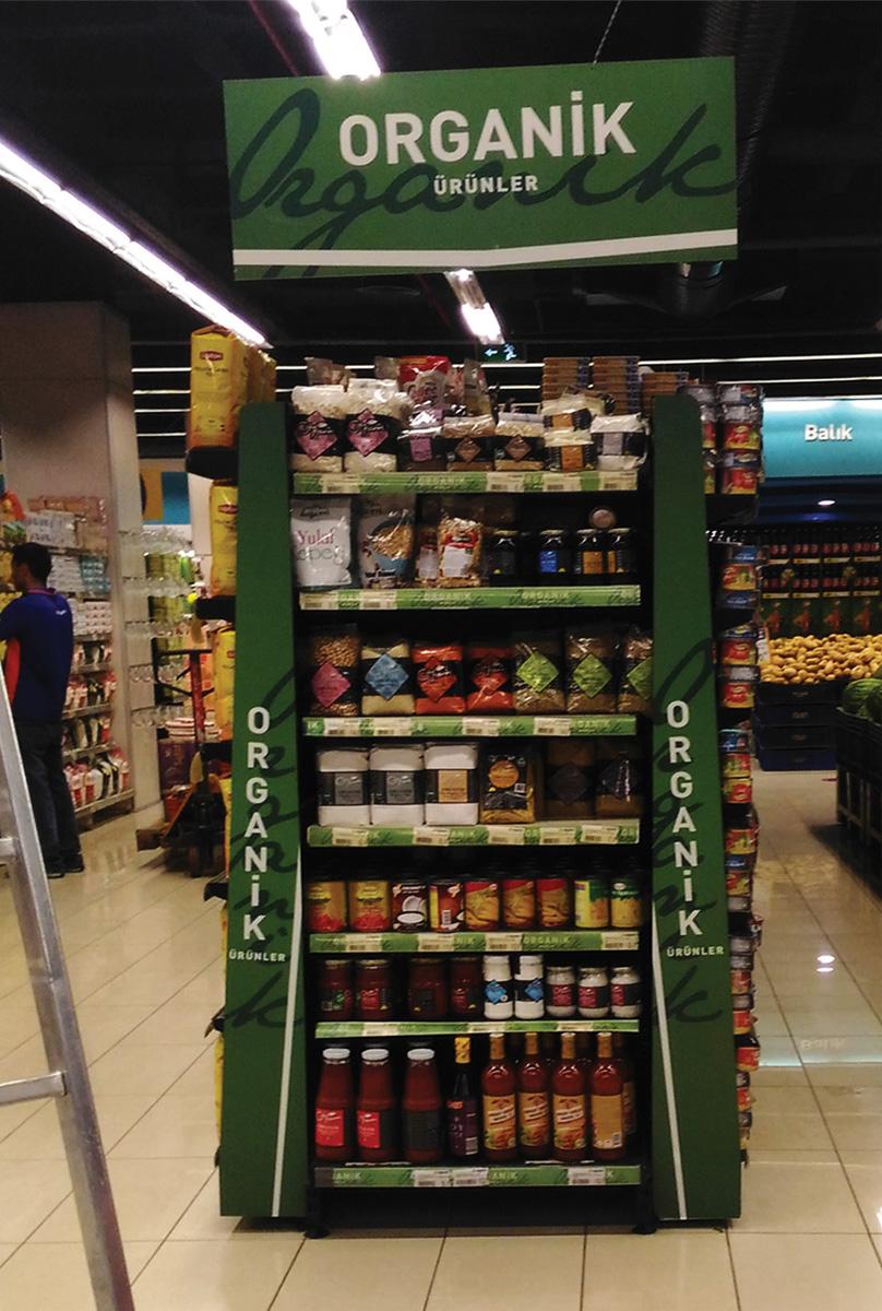 Uyum Market Mağaza içi Uygulama