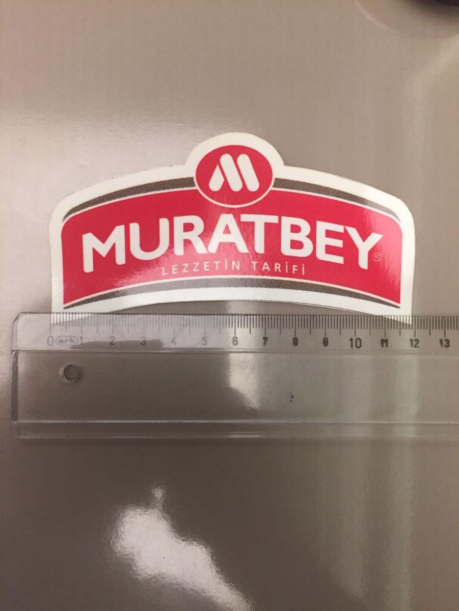 Muratbey Peynir Sticker