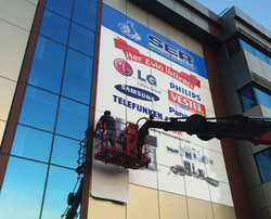 Serspor Spotçular Çarşısı Bina