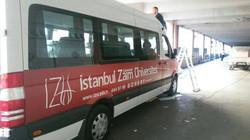 İstanbul Zaim Üniversitesi  Araç Giy