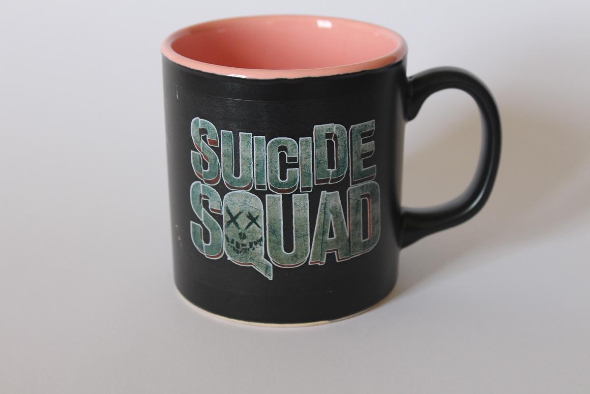 Suicide Squad Kupa Baskı