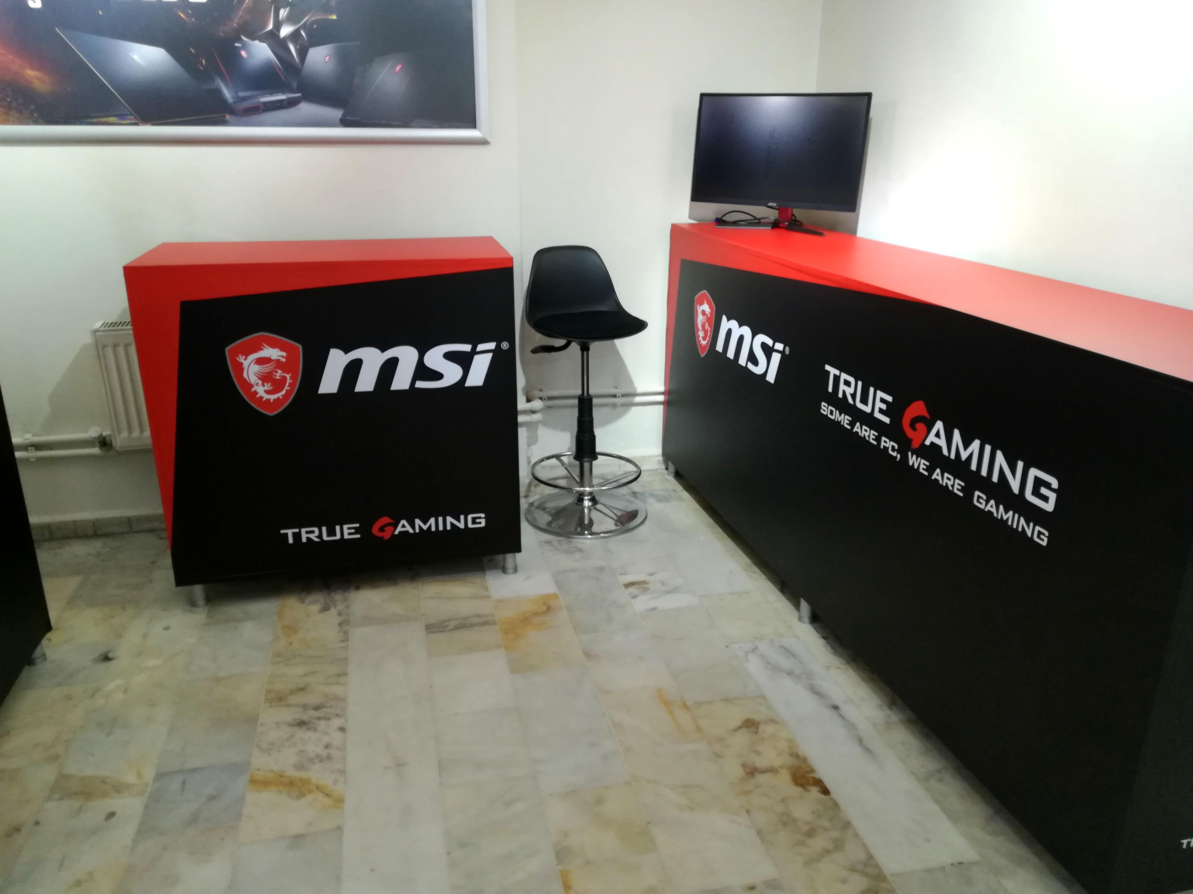 Histanbul Bilişim MSI Türkiye