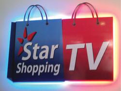 Star TV Işıklı Tabela Uygulama