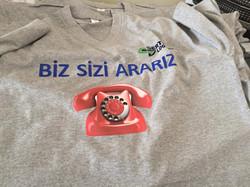 Sertrans Tshirt Baskı