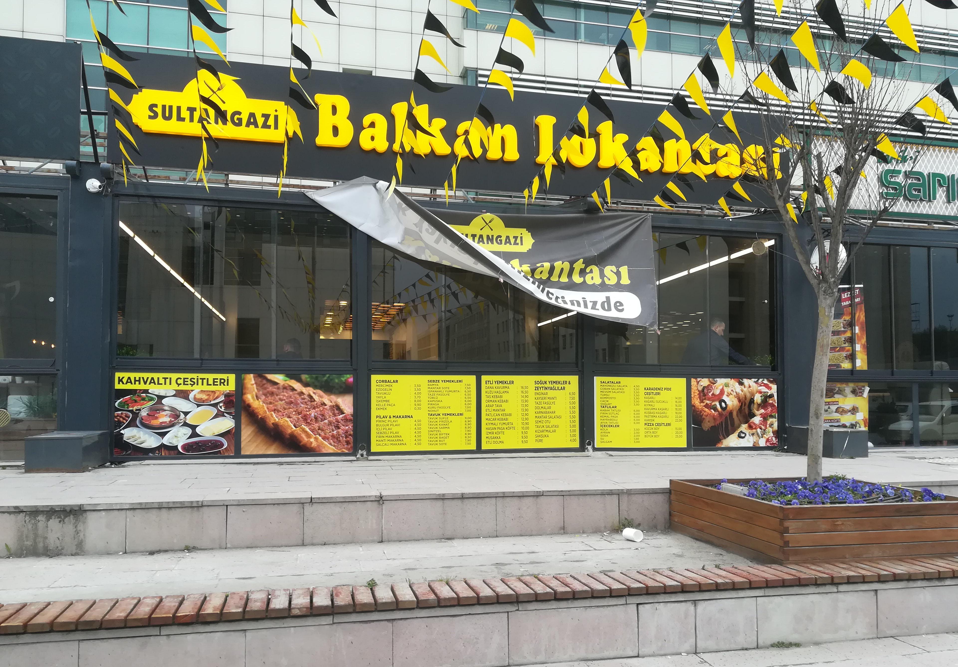 Balkan Lokantaları