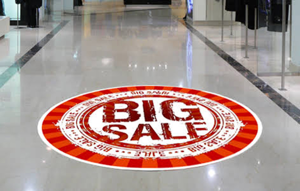 Big Sale Yer Grafiği