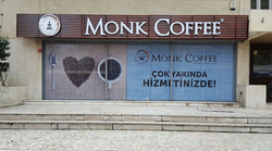 Cam oneway Vision  Monk Coffee