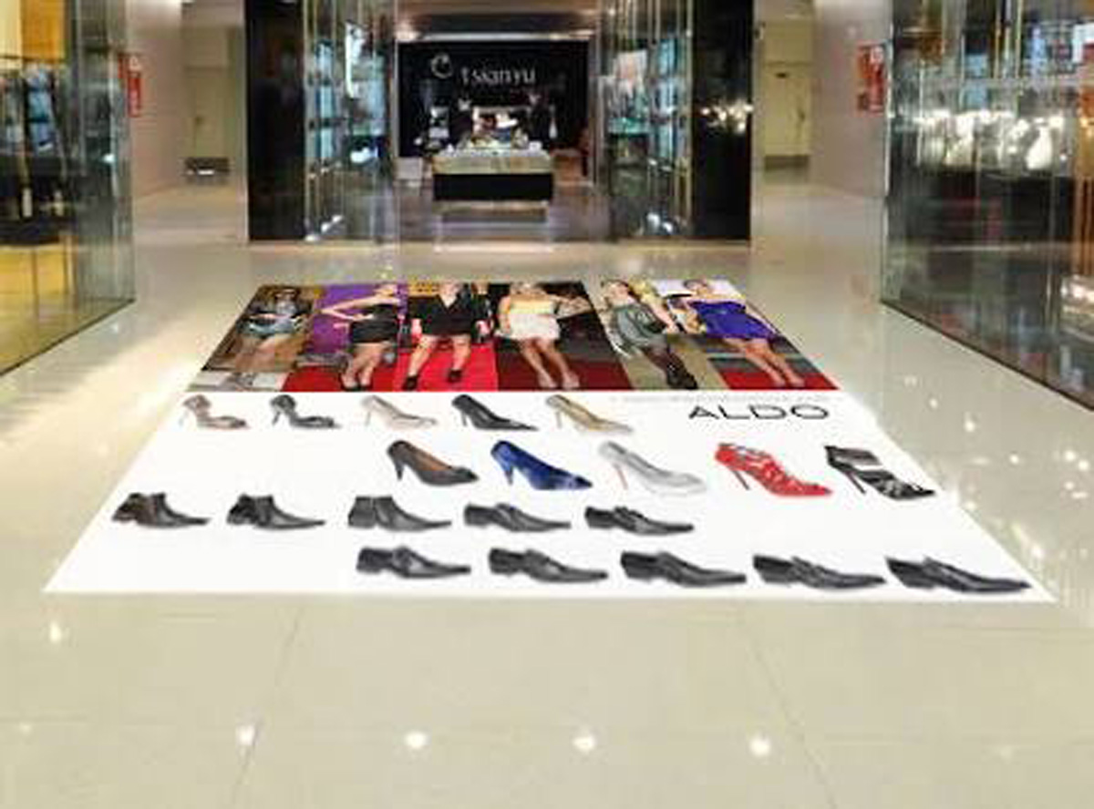 Shoetek Yer Grafiği