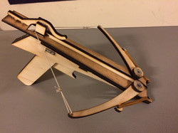Lazer Kesim Crossbow