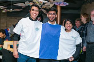 Three-Headed T-Shirt