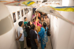 3. Exhibit in Dhaka