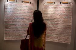 Exhibit in Dhaka