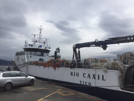 Scanmar trials show promising results on Spanish trawler