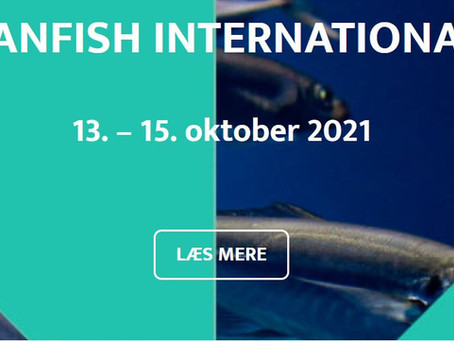 See you at  Danfish 13 -15 oktober