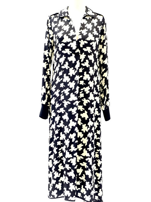 Beatrice B printed midi dress