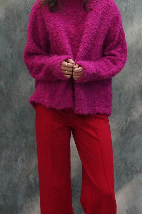 MEL spoodle knit