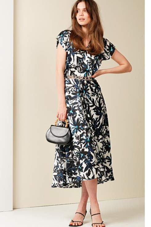 Sacha Drake Houseboat dress