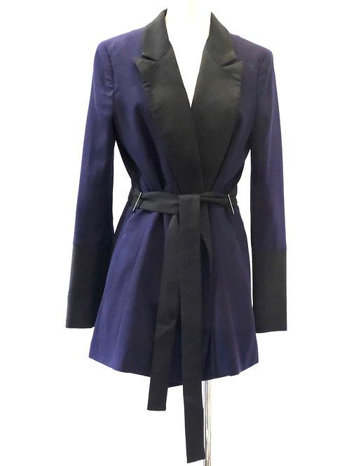 Beatrice B tuxedo two tone blazer.