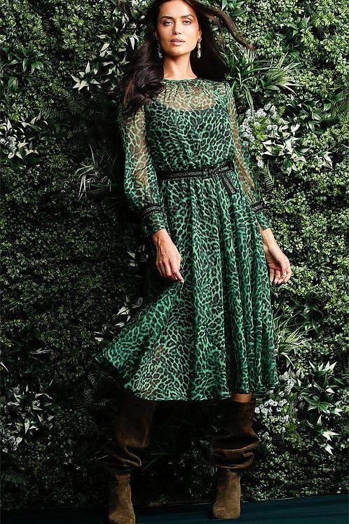 Sacha Drake Salvia dress