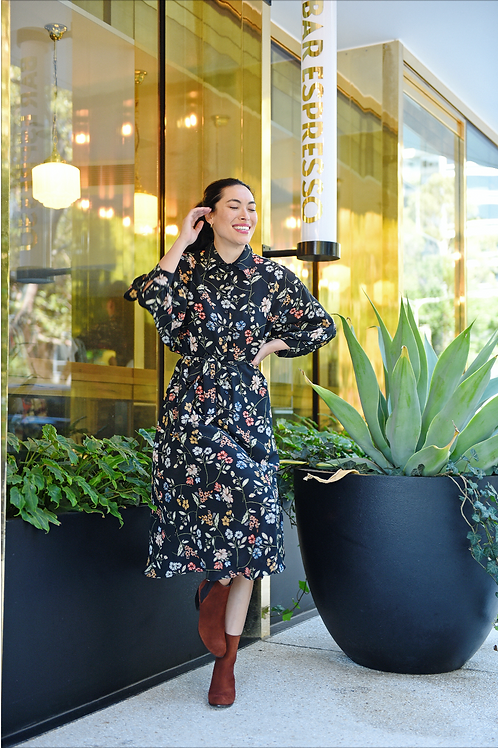 Maud Dainty Suit dress