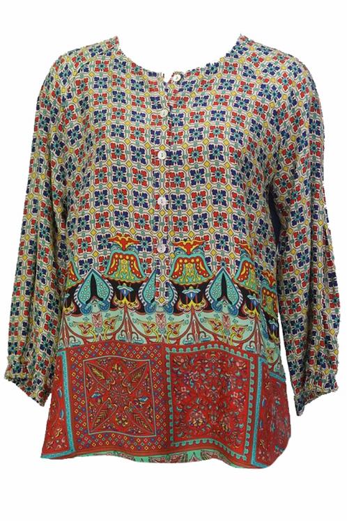 M.E.L 7821 Rumi chemise top