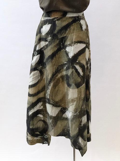 Crea printed Skirt/pant