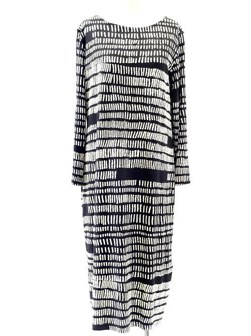 Megan Salmon printed dress