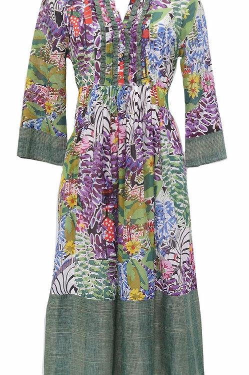 MEL African Jungle dress