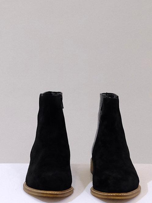 Sempre Di black ankle  boots