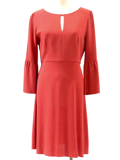 Marella red dress